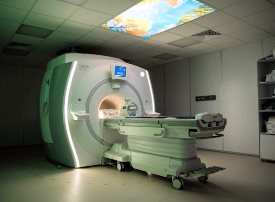 The PET/MR scanner at Misr Radiology Center
