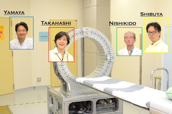 Researchers in Japan aim to use PET scans to detect oxygen concentration in tumors, which may lead to more effective cancer treatment
