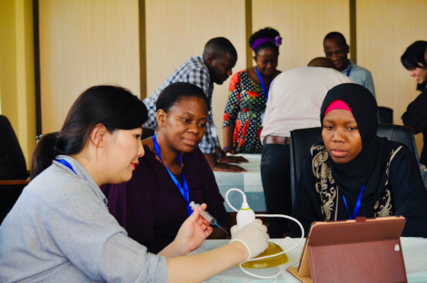Better staff training can help improve patient outcome in developing nations