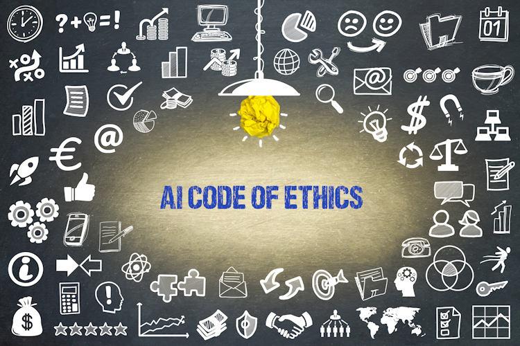Artificial intelligence code of ethics