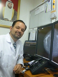 Dr. Michael Fuchsjäger has built a radiology department from scratch in Abu Dhabi, but soon will return home to Austria.