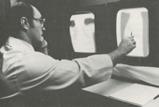 By the mid-1980s, radiologists were at the center of the reporting process, working remotely from a monitor (Gitlin, 1986).