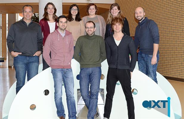Members of the Advanced X-ray Tomographic Imaging group at Radboud University Medical Center