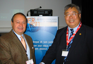 Dr. Guy Frija and Dr. Jian-Ping Dai